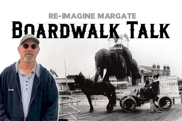 rebuild margate boardwalk lucy