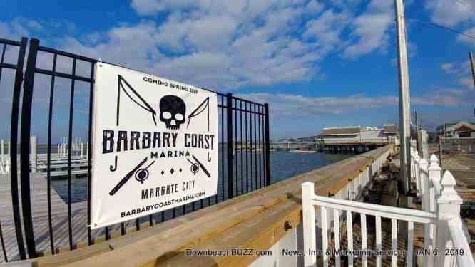 Margate Barbary Coast