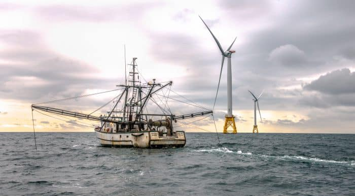 New Jersey wind power orsted
