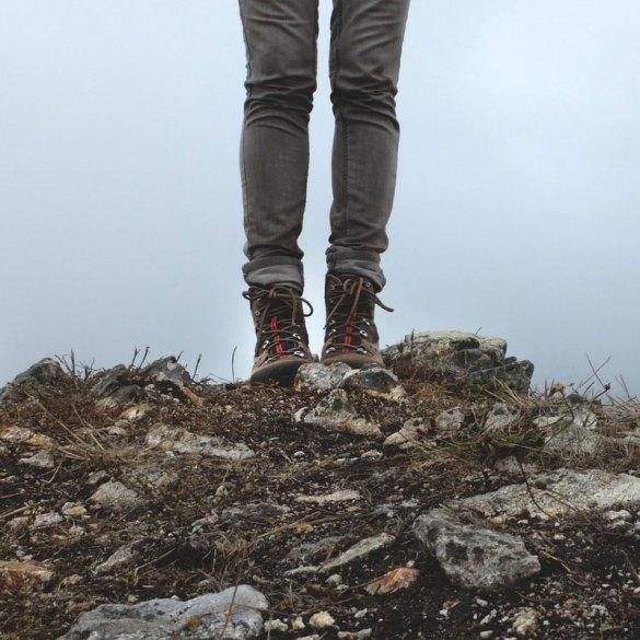 Unsplash - Hiker