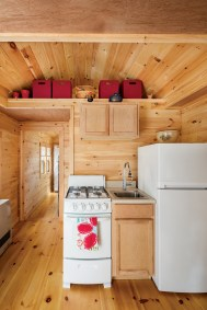 Tiny Homes, Brooklin, Maine