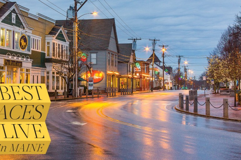 Best Places to Live in Maine