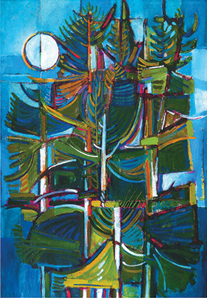 Pines at Falmouth - David Driskell