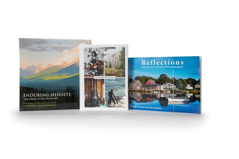 New Maine Photo Books