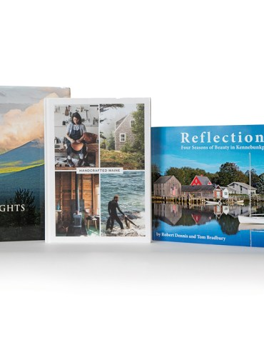 New Maine Photo Books