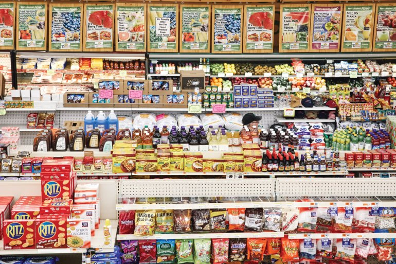 Tobey's Grocery, South China
