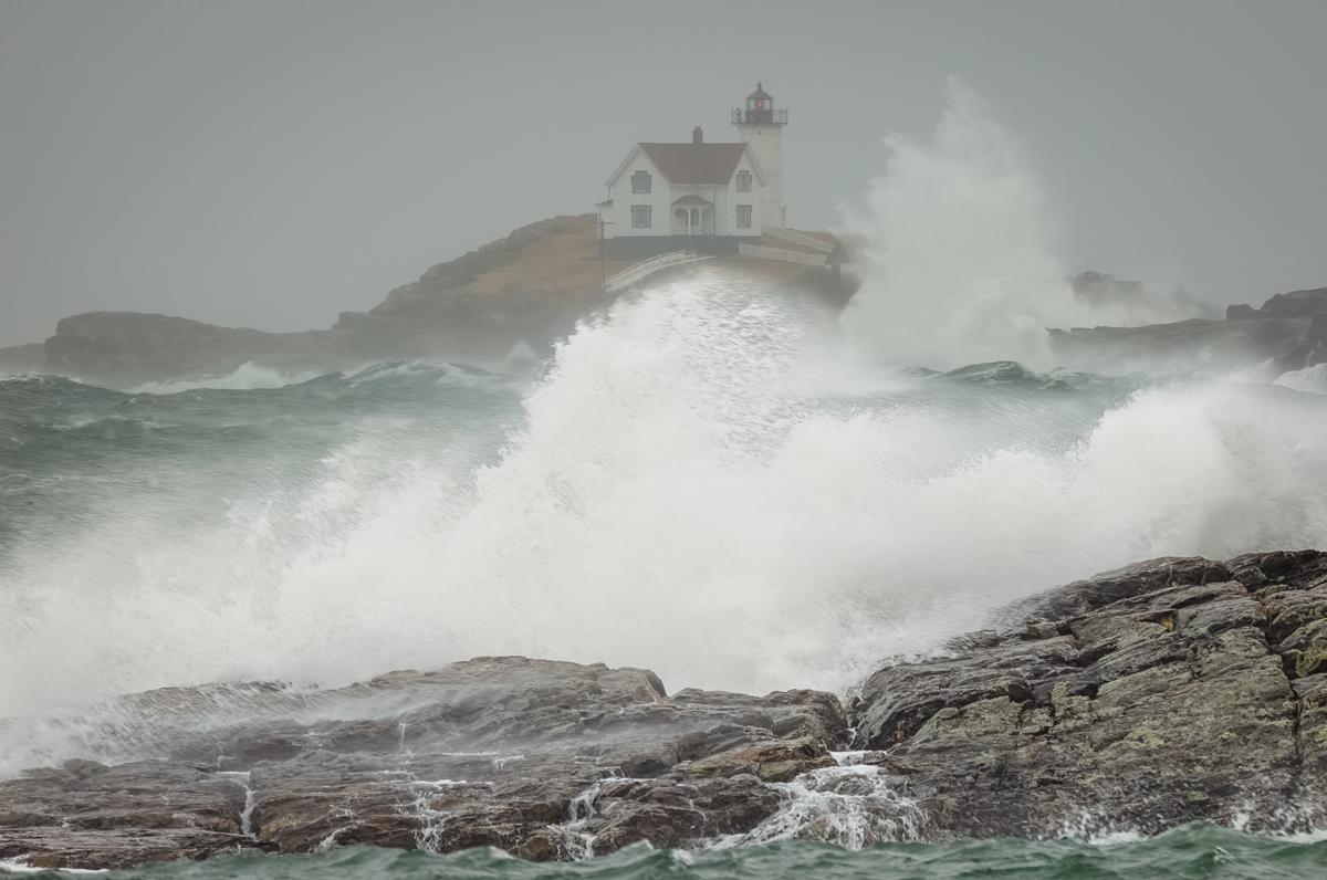Nubble-Lighthouse-by-Jay-Arbelo