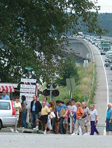 Wiscasset Traffic