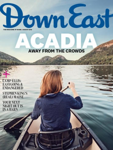 The Acadia Issue, August 2018