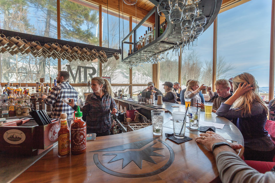 The Mountain Room, Sunday River