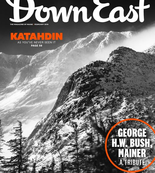 February 2019, Down East magazine