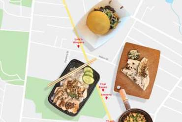 Forest Ave Food Crawl