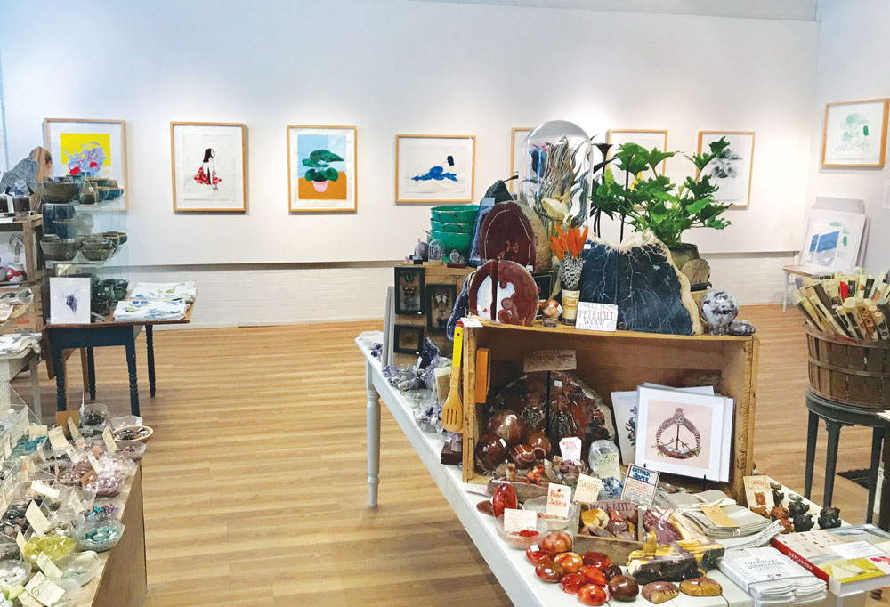 Maine art at Sohns Gallery