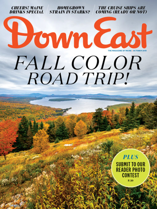 Down East Magazine, October 2019