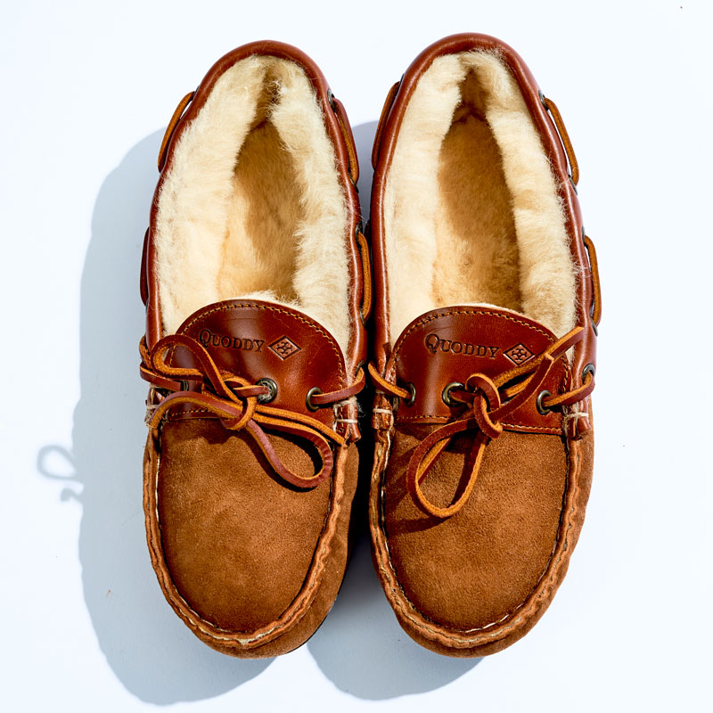 Quoddy Slippers
