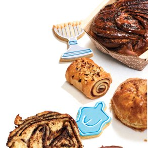 Tin Pan Bakery Hanukkah Treats