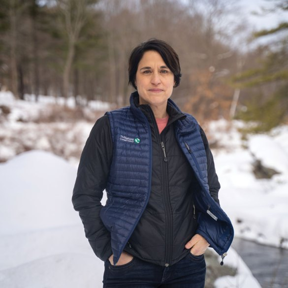 Kate Dempsey, State director, The Nature Conservancy in Maine