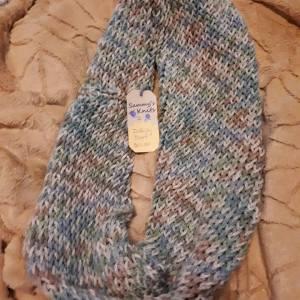Beautiful Loom Knit Cowl