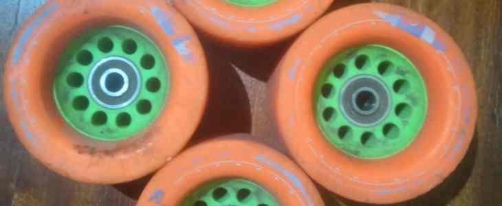 Orangatang kegel longboard wheel