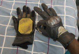 longboard slide gloves