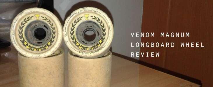 venom magnum wheel review