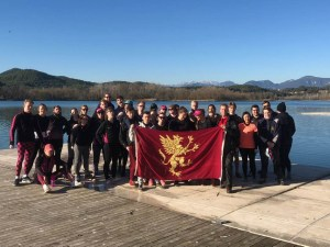 Winter Training Camp in Banyoles, 2019