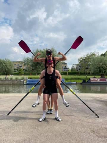 Downing Pair - Foster-Fairbairn Pairs (Men) June 2021