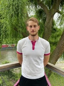 Andreas Bedorf - Captain of Boats 2021/2022