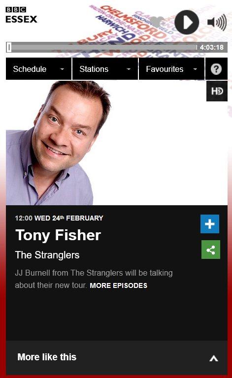 20160224 jj burnel bbc radio essex