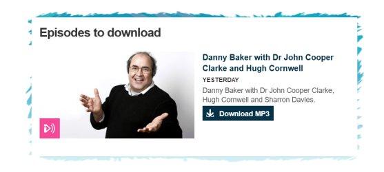 20160910 bbc radio 5 live danny baker