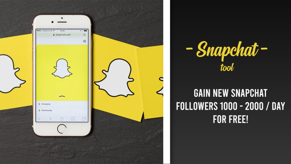 Free Snapchat Followers Online