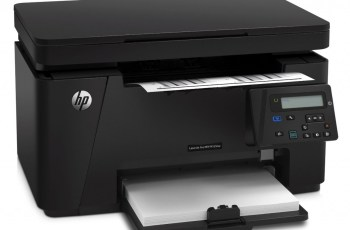 Driver Software HP LaserJet Pro MFP M26nw