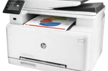 HP Color LaserJet Pro MFP M274 Driver Download