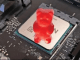 Here's What Happens When You Use A Gummy Bear On Your PC CPU