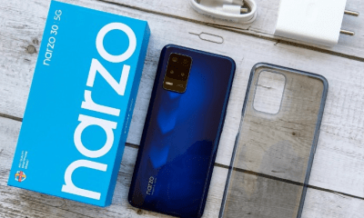 Realme Narzo 30 5G hands-on Review, Specifications, Price