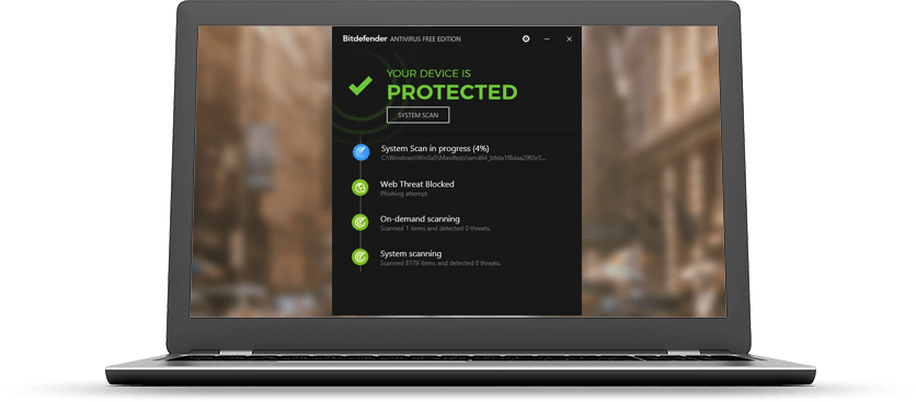 Free antivirus download for vista