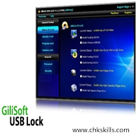 GiliSoft-USB-Lock