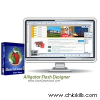 Alligator-Flash-Designer