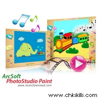 ArcSoft-PhotoStudio-Paint