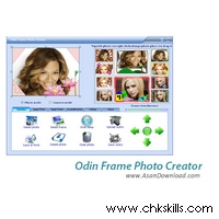 Odin-Frame-Photo-Creator
