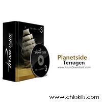 Planetside-Terragen