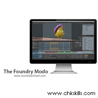 The-Foundry-Modo