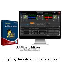 DJ-Music-Mixer