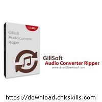 GiliSoft-Audio-Converter-Ripper