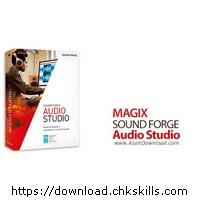 MAGIX-Sound-Forge-Audio-Studio