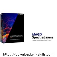 MAGIX-SpectraLayers
