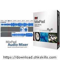 MixPad-Audio-Mixer