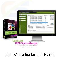 OpooSoft-PDF-Split-Merge