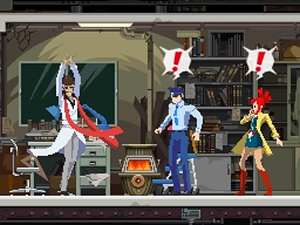 Image result for Ghost Trick: Phantom Detective ds