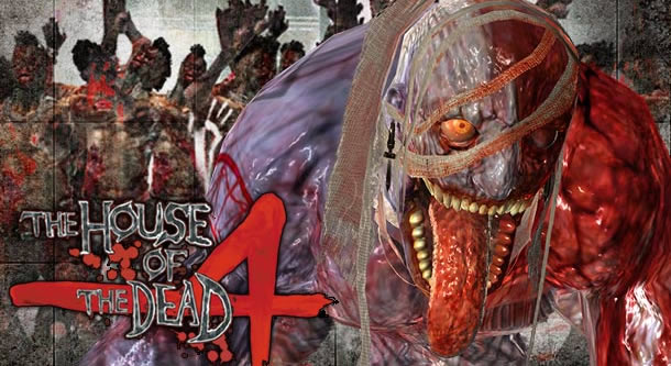 House Of The Dead 4 Preview